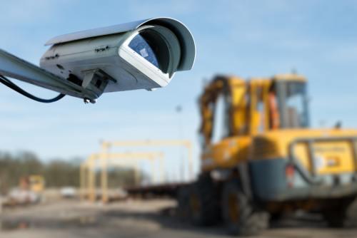 Ochrona placu budowy